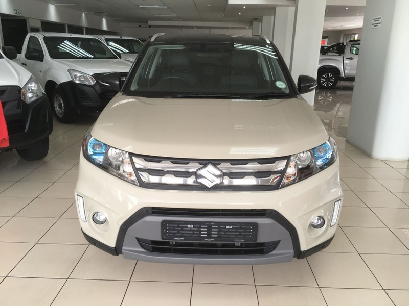 2016 Suzuki Vitara 1.6 GLX ALLGRIP Western Cape George_0