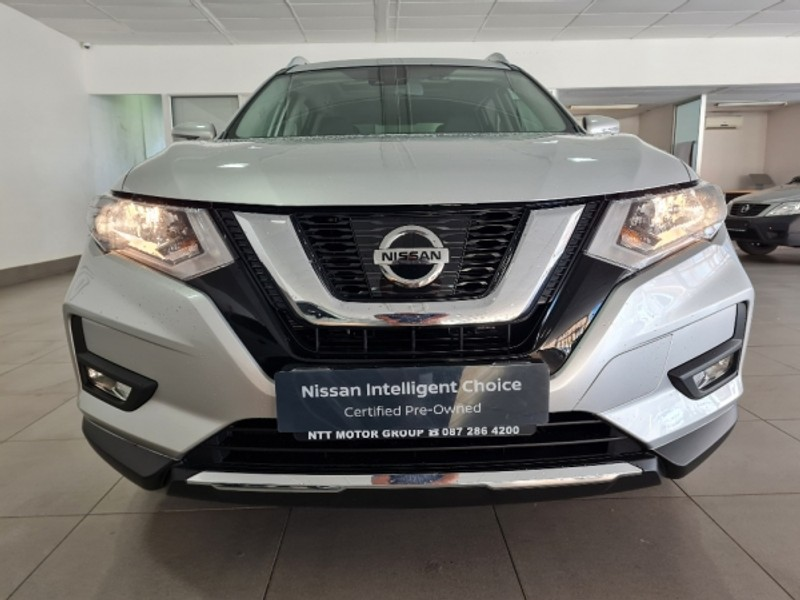 2021 Nissan X-Trail 2.5 Tekna 4X4 CVT 7S North West Province Klerksdorp_0