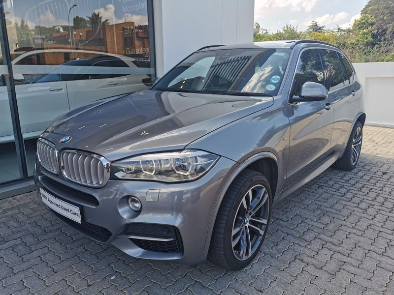 2016 BMW X5 M50d Gauteng Johannesburg_0