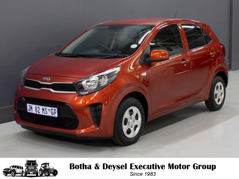 2020 Kia Picanto 1.0 Start Gauteng Vereeniging_0
