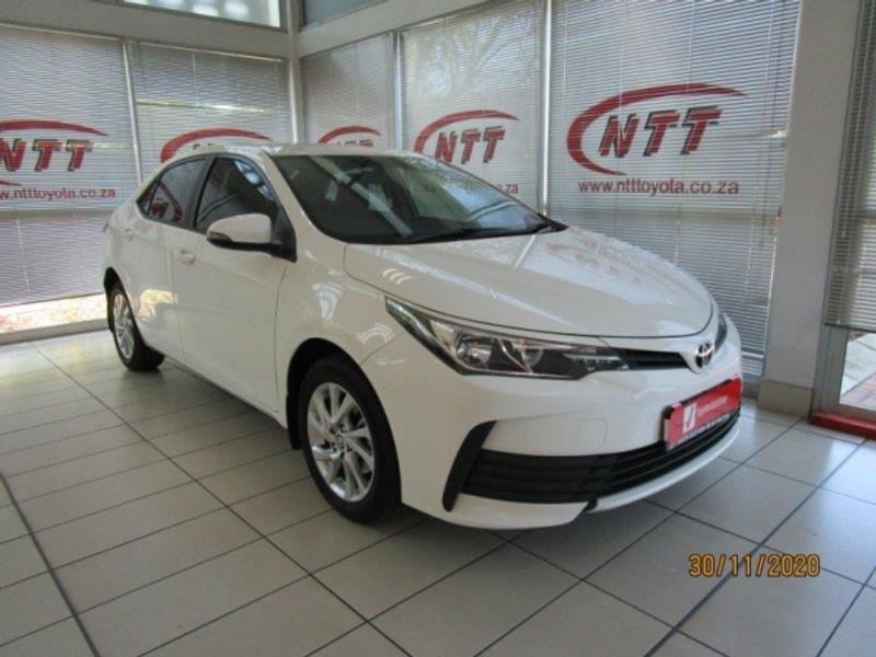 2021 Toyota Corolla Quest 1.8 Prestige Mpumalanga Hazyview_0