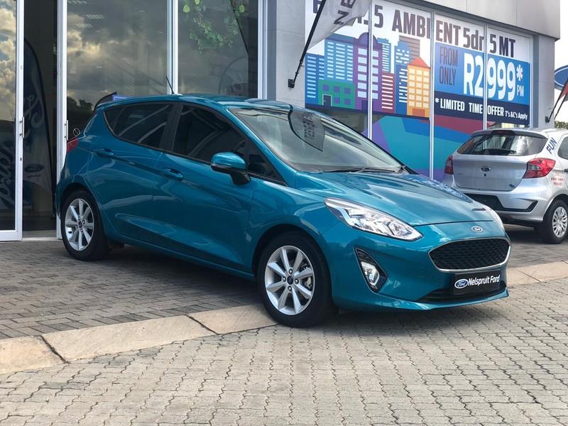2019 Ford Fiesta 1.0 Ecoboost Trend 5-Door Mpumalanga Nelspruit_0