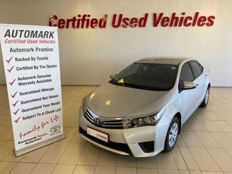 2015 Toyota Corolla 1.6 Esteem Western Cape Kuils River_0