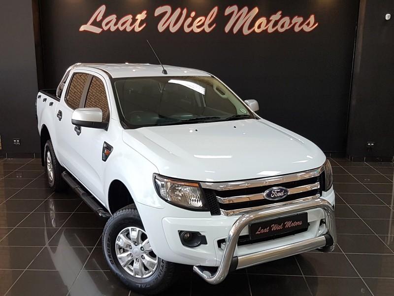2015 Ford Ranger 2.2tdci Xls Pu Dc  Mpumalanga Middelburg_0