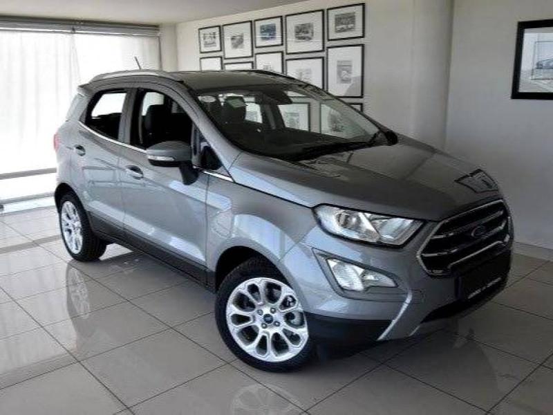 2020 Ford EcoSport 1.0 Ecoboost Titanium Gauteng Centurion_0