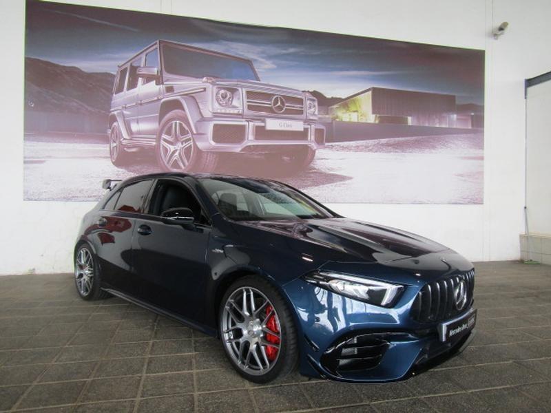 2020 Mercedes-Benz A-Class A45 S 4MATIC Gauteng Midrand_0