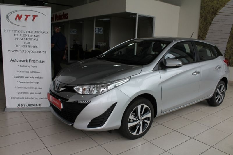 2021 Toyota Yaris 1.5 Xs 5-Door Limpopo Phalaborwa_0