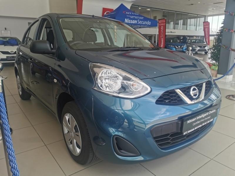 2020 Nissan Micra 1.2 Active Visia Mpumalanga Secunda_0