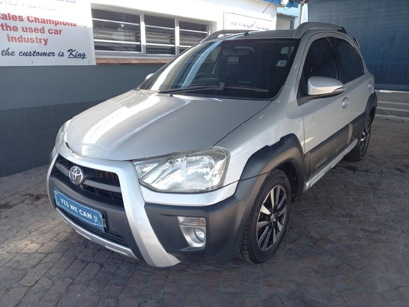 2016 Toyota Etios Cross 1.5 Xs 5Dr Western Cape Kuils River_0