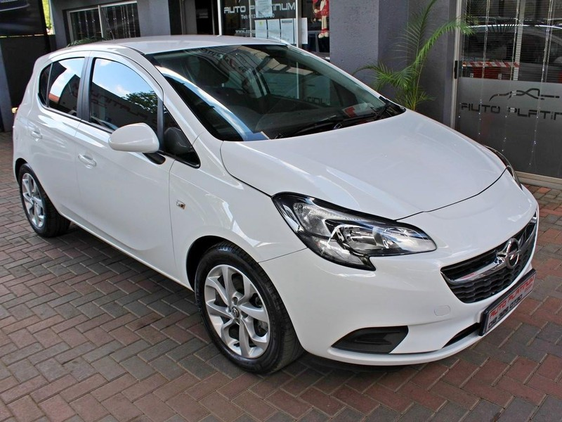 2019 Opel Corsa 1.0T Ecoflex Enjoy 5-Door 66KW Gauteng Pretoria_0
