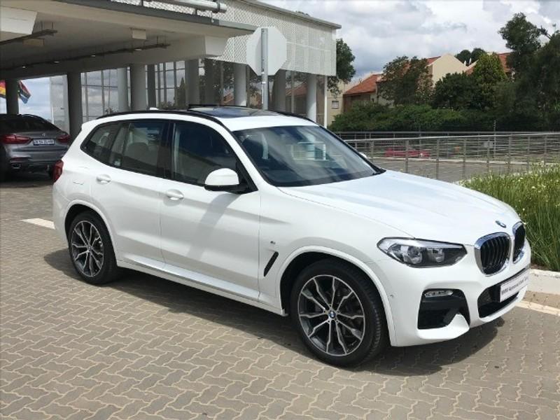 2019 BMW X3 sDRIVE 18d M Sport G01 Gauteng Centurion_0