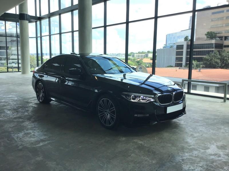 2017 BMW 5 Series 540i M Sport Auto Gauteng Sandton_0