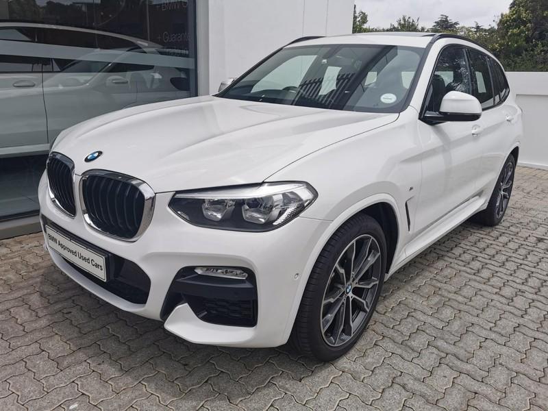 2019 BMW X3 sDRIVE 18d M Sport G01 Gauteng Johannesburg_0