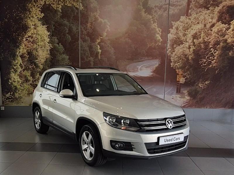 2013 Volkswagen Tiguan 1.4 Tsi Bmo Tren-fun 90kw  Gauteng Pretoria_0