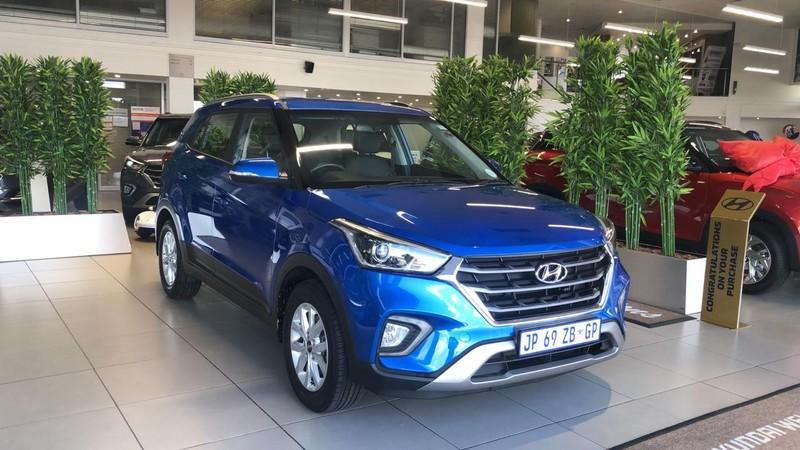 2020 Hyundai Creta 1.6D Executive Auto Gauteng Roodepoort_0