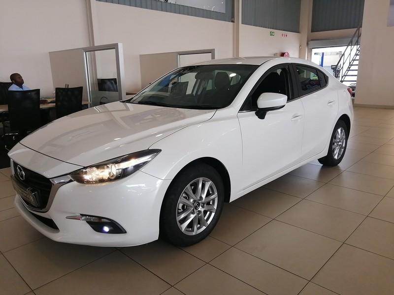 2017 Mazda 3 1.6 Active Kwazulu Natal Pinetown_0