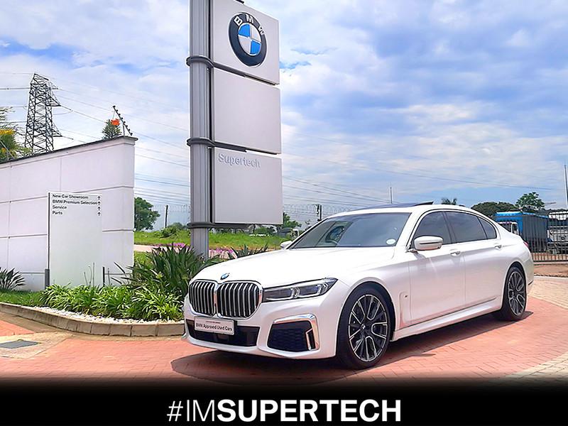 2019 BMW 7 Series 730Ld M Sport G12 Kwazulu Natal Durban_0