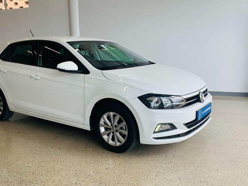2019 Volkswagen Polo 1.0 TSI Comfortline DSG Mpumalanga White River_0