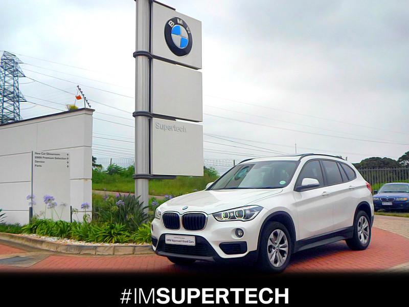 2018 BMW X1 sDRIVE20d Auto Kwazulu Natal Durban_0