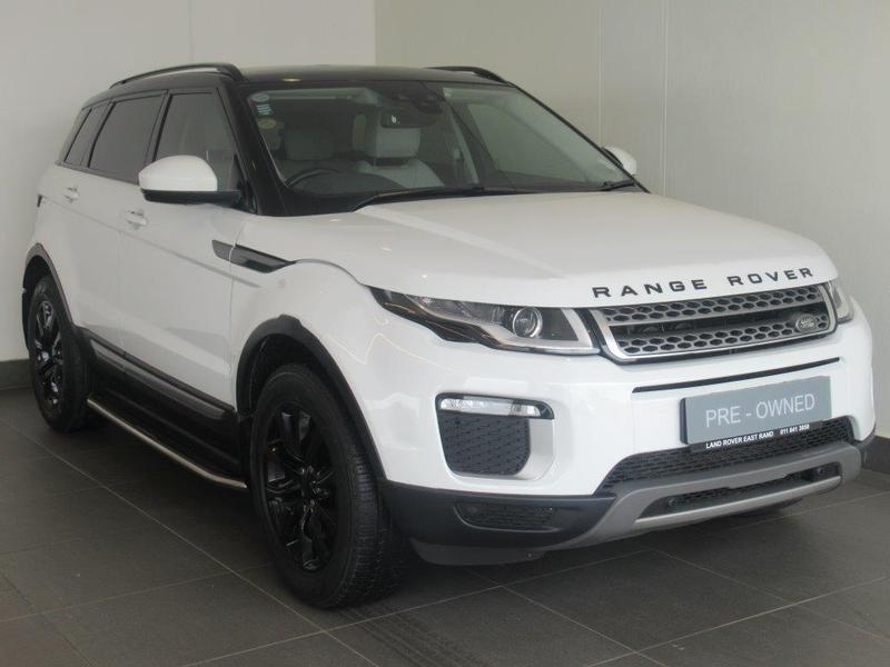 2016 Land Rover Evoque 2.2 SD4 SE Gauteng Johannesburg_0