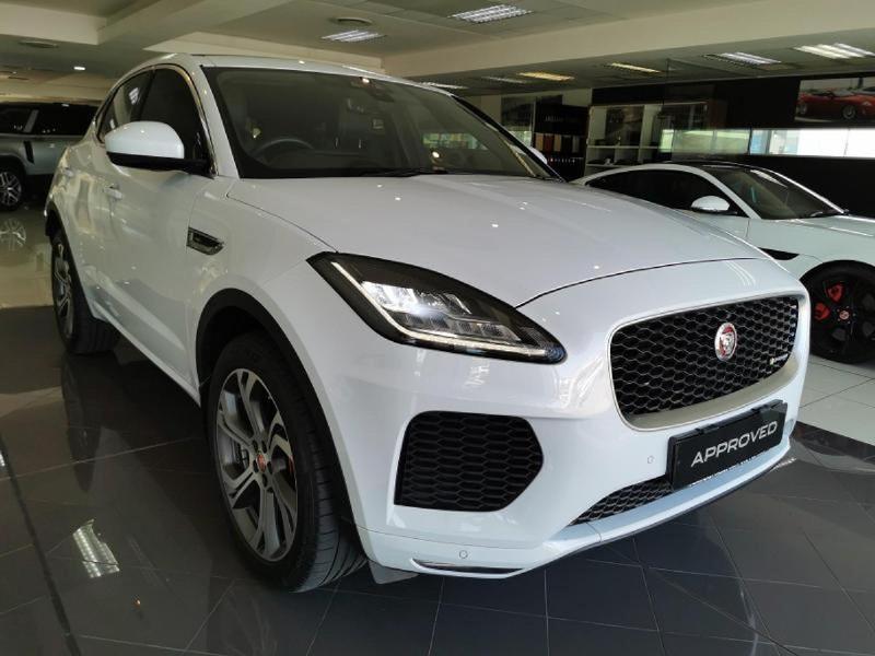 2021 Jaguar E-Pace 2.0D SE 132KW Mpumalanga Nelspruit_0