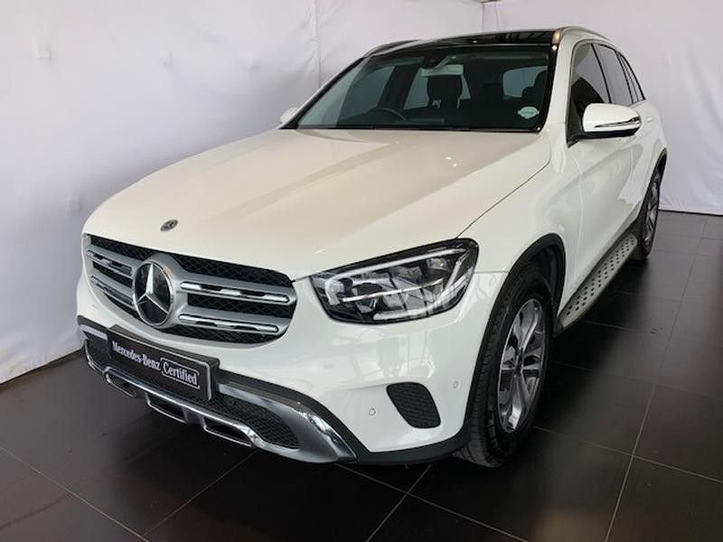 2019 Mercedes-Benz GLC 300d 4MATIC Western Cape Paarl_0