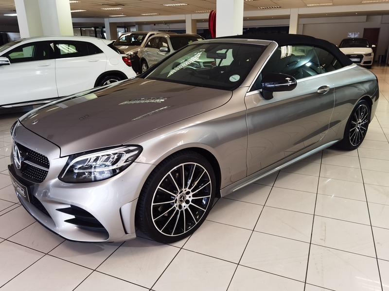 2019 Mercedes-Benz C-Class C200 Cabriolet AMG Auto Western Cape Cape Town_0