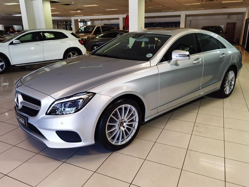 2020 Mercedes-Benz CLS-Class 350 BLUETEC Western Cape Cape Town_0