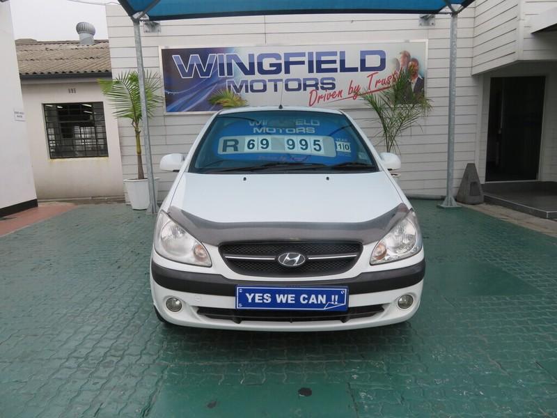 2010 Hyundai Getz 1.4 Hs  Western Cape Cape Town_0