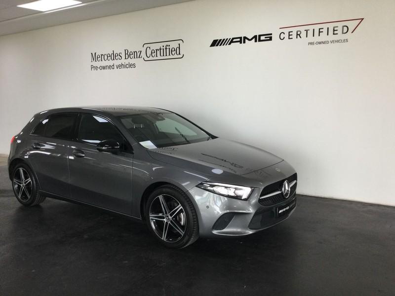 2019 Mercedes-Benz A-Class A 200 Auto Gauteng Sandton_0