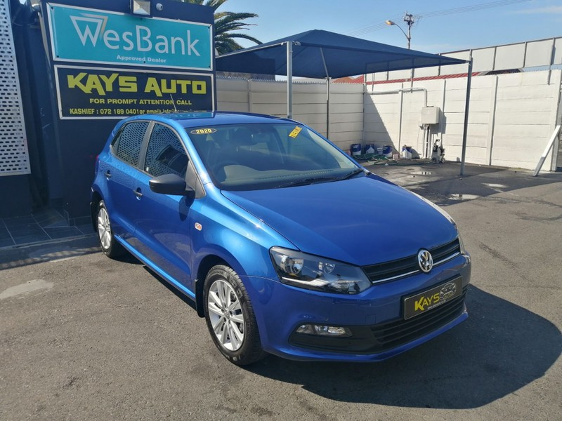 2020 Volkswagen Polo Vivo 1.4 Trendline 5-Door Western Cape Athlone_0