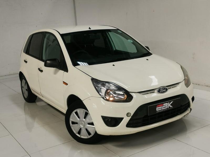 2011 Ford Figo 1.4 Ambiente  Gauteng Johannesburg_0