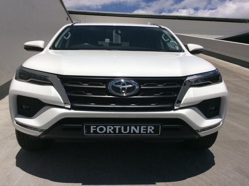 2021 Toyota Fortuner 2.8GD-6 4x4 Auto Gauteng Rosettenville_0