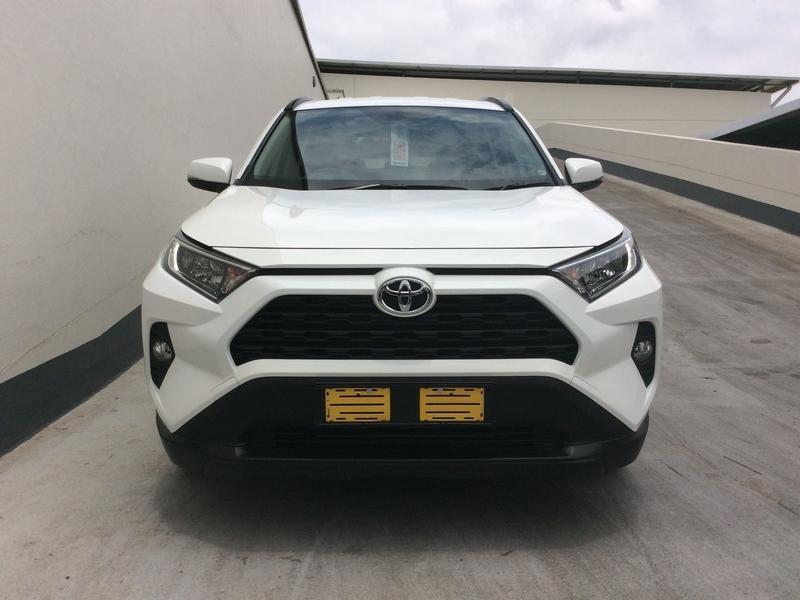 2021 Toyota RAV4 2.0 GX Gauteng Rosettenville_0