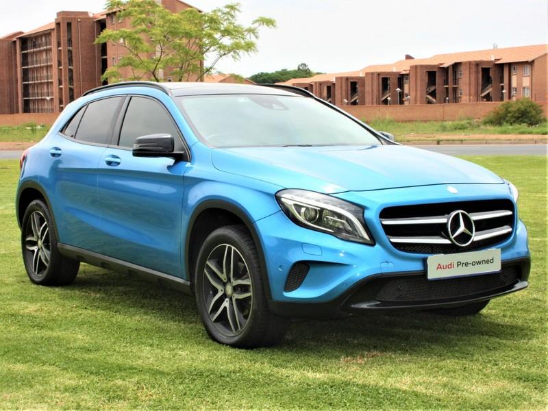 2016 Mercedes-Benz GLA-Class 220 CDI Auto Gauteng Pretoria_0