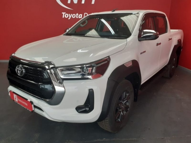 used toyota hilux 2.8 gd-6 rb raider auto double cab