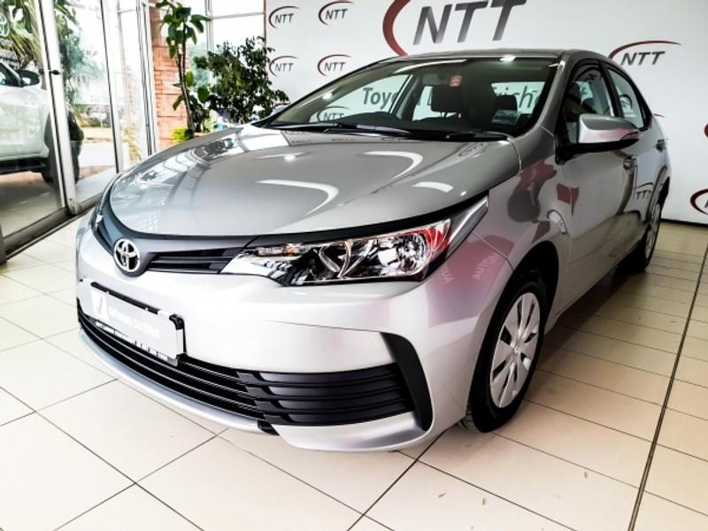 2021 Toyota Corolla Quest 1.8 Limpopo Louis Trichardt_0