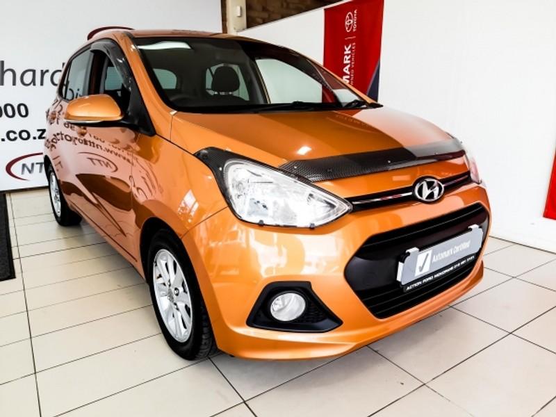 2014 Hyundai Grand i10 1.25 Fluid Limpopo Louis Trichardt_0