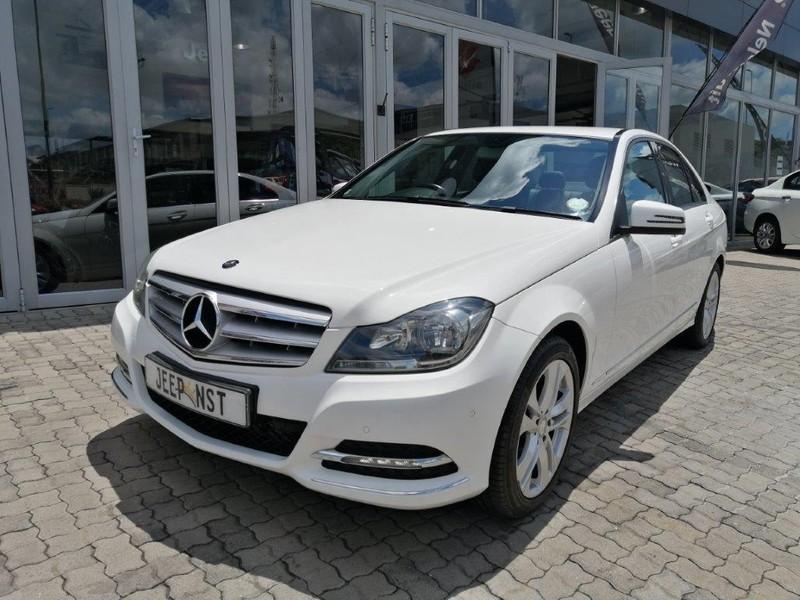 2014 Mercedes-Benz C-Class C200 Avantgarde Auto Mpumalanga Nelspruit_0