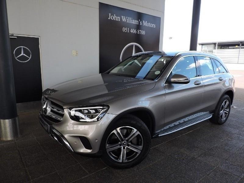 2019 Mercedes-Benz GLC 220d 4MATIC Free State Bloemfontein_0