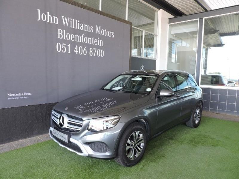 2018 Mercedes-Benz GLC 250d Free State Bloemfontein_0