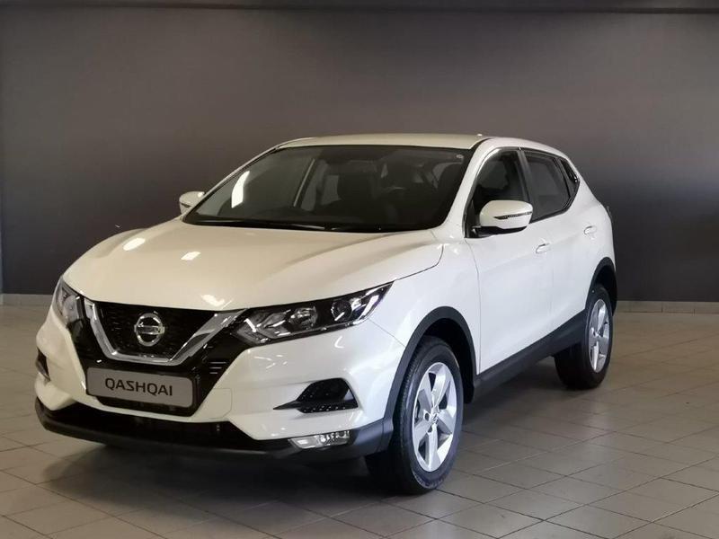 2019 Nissan Qashqai 1.2T Acenta CVT Gauteng Alberton_0