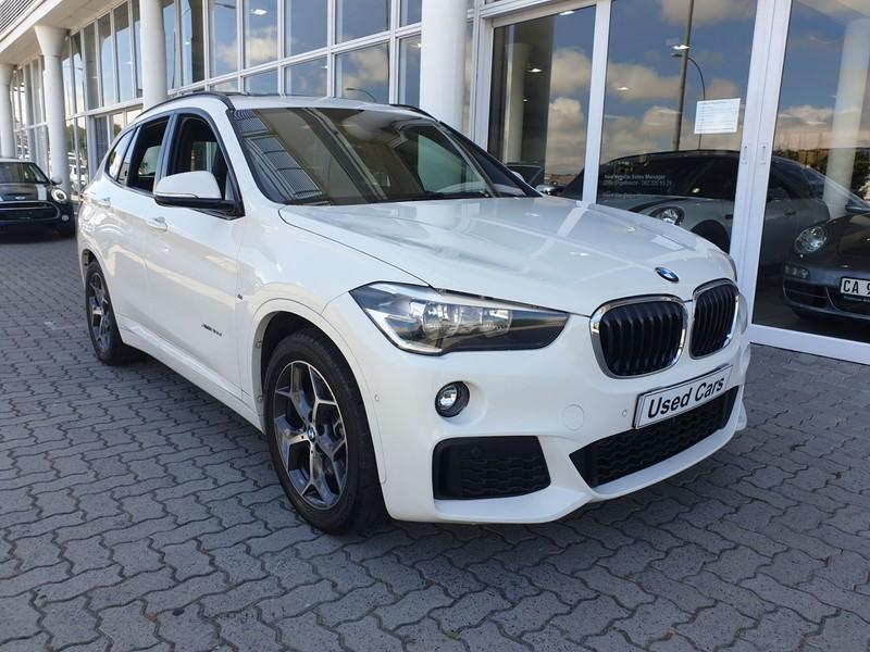 2016 BMW X1 xDRIVE20d M Sport Auto Western Cape Tygervalley_0