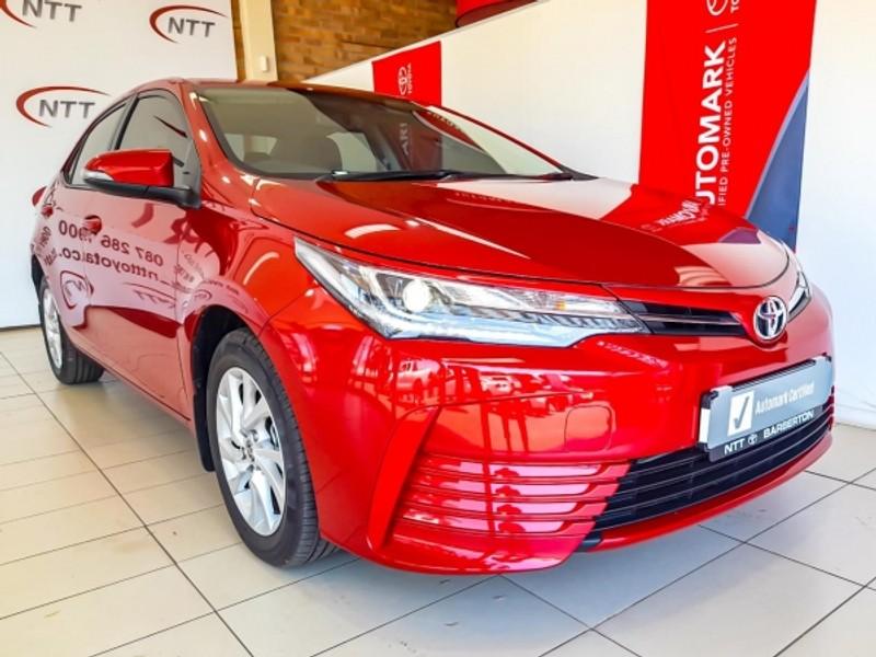 2020 Toyota Corolla Quest 1.8 Exclusive Limpopo Louis Trichardt_0