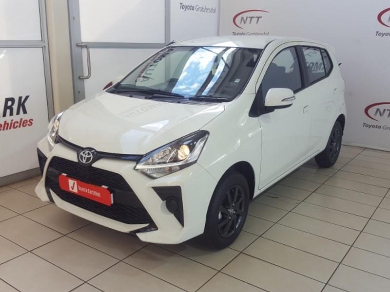 2021 Toyota Agya 1.0 Auto Limpopo Groblersdal_0