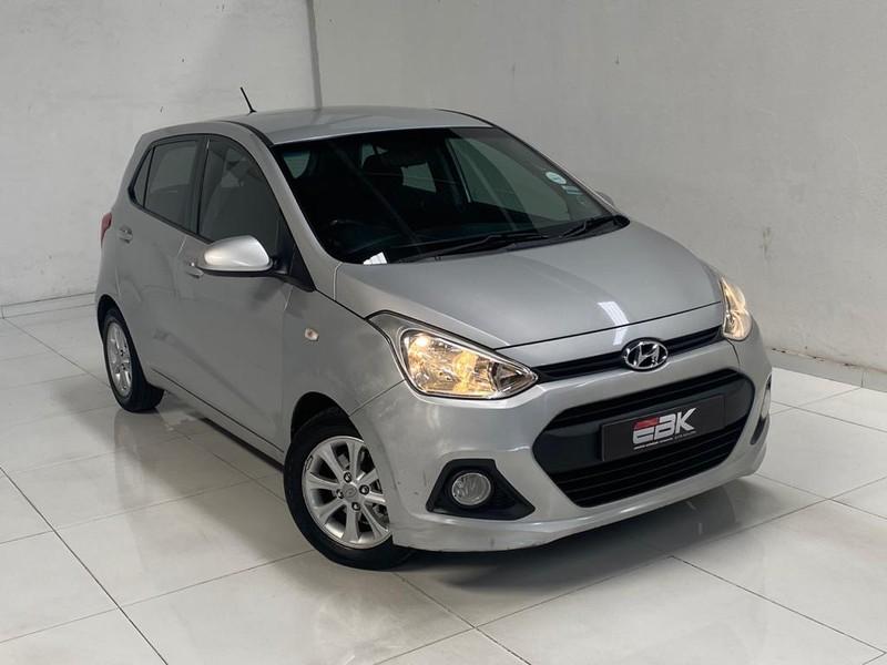 2015 Hyundai Grand i10 1.25 Motion Gauteng Johannesburg_0