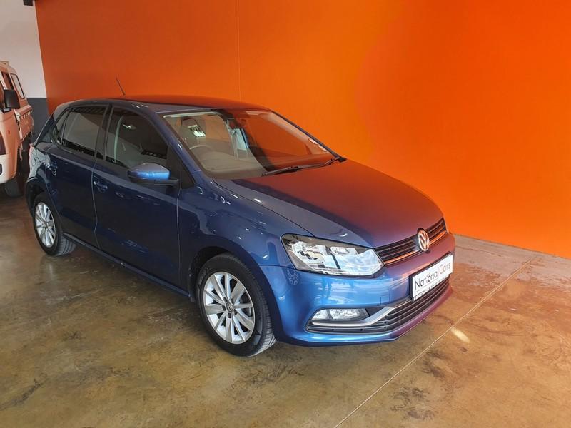 2017 Volkswagen Polo GP 1.2 TSI Comfortline 66KW Mpumalanga Secunda_0