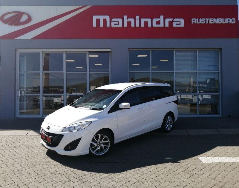 2014 Mazda 5 2.0 Individual 6sp  North West Province Rustenburg_0