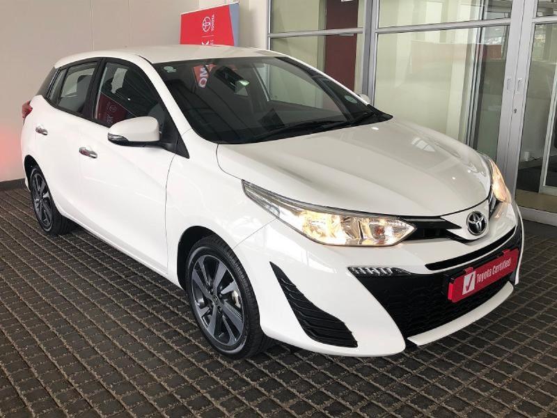 2021 Toyota Yaris 1.5 Xs CVT 5-Door Gauteng Rosettenville_0