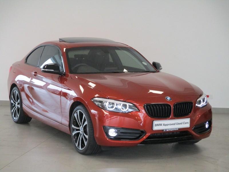 2020 BMW 2 Series BMW 2 Series 220i Coupe Sport Line Shadow Edition Kwazulu Natal Pinetown_0
